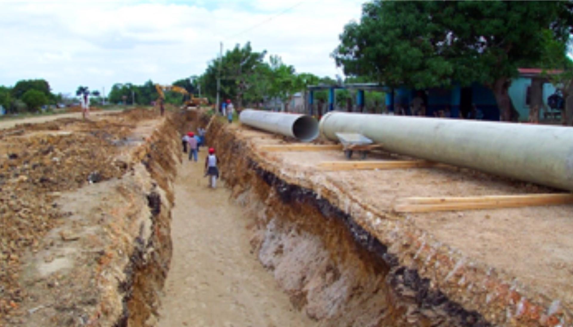 Brujuelas-Casuí Drinking Water Supply System