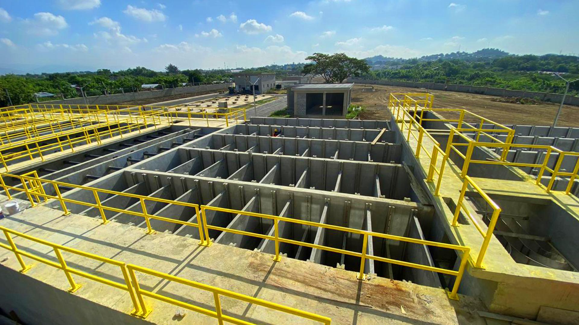 Acueducto Cienfuegos