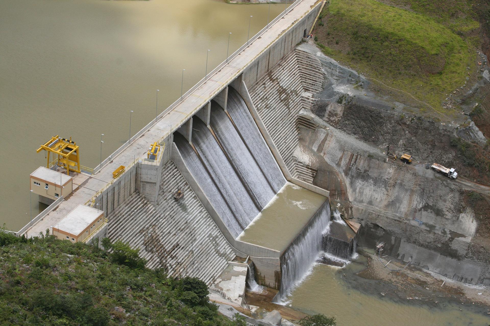 Proyecto Hidroeléctrico Pinalito