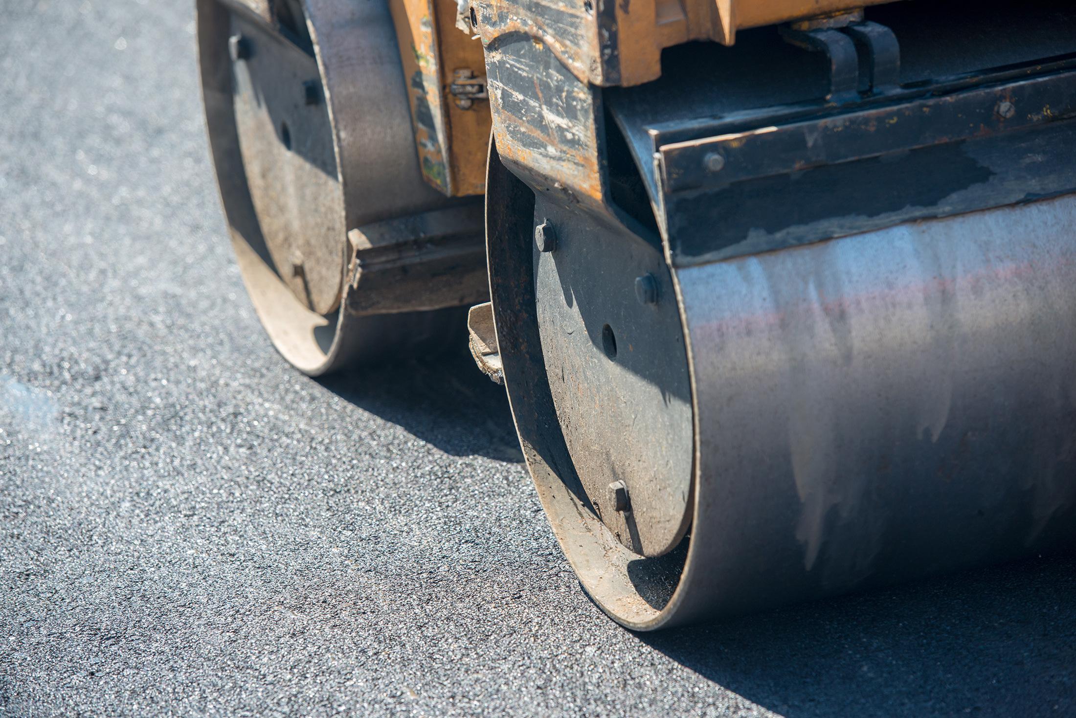 Plan de asfaltado y suministro de asfalto